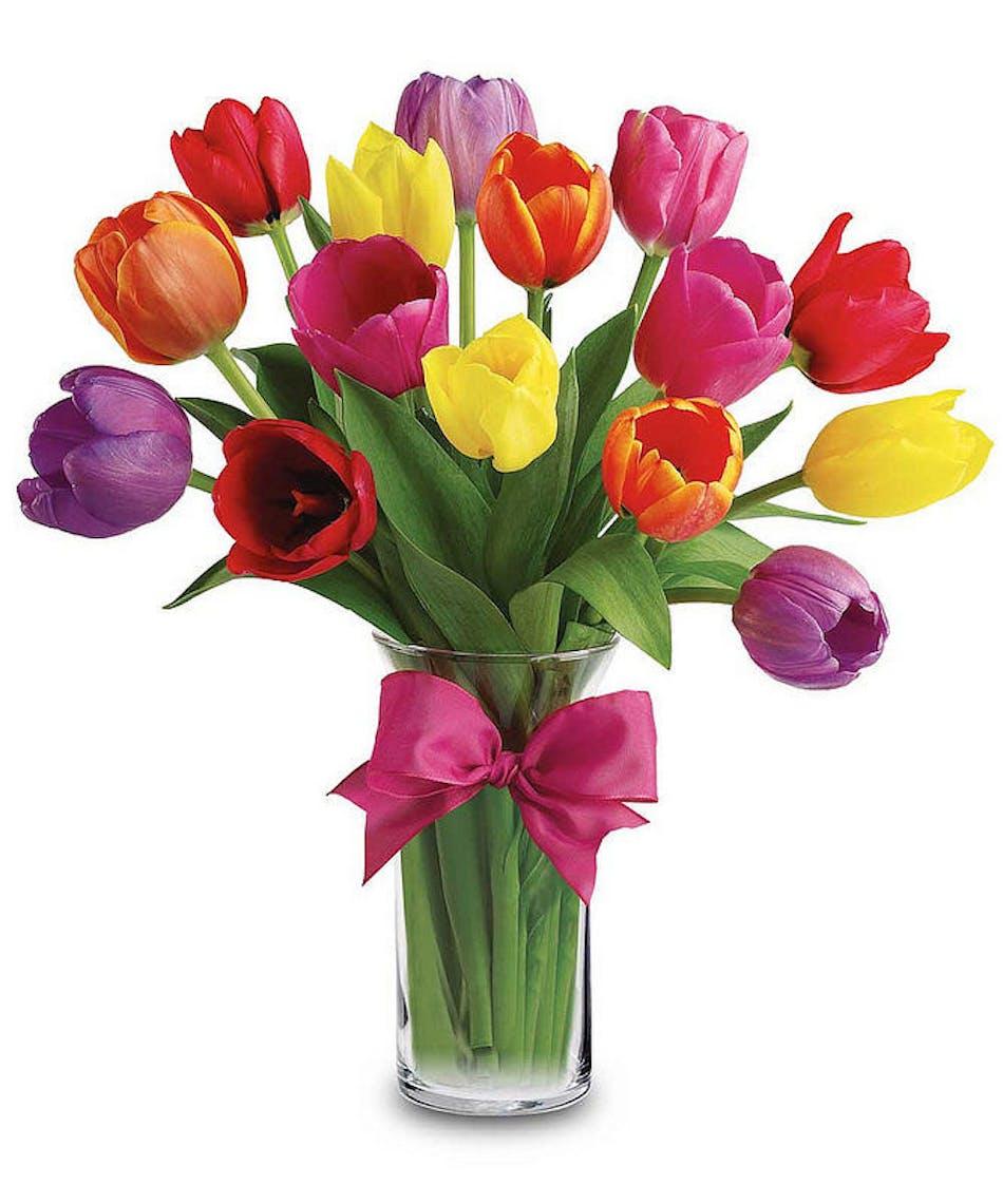 Spring Tulips Fort Worth Flower Shop Bices Florist Fort Worth