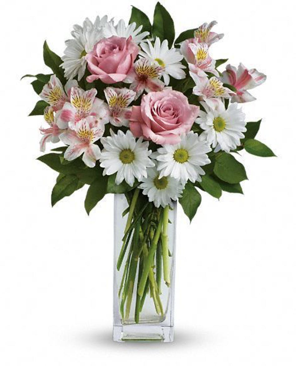 Sincerely Yours Birthday Flowers Bices Florist Local Fort Worth