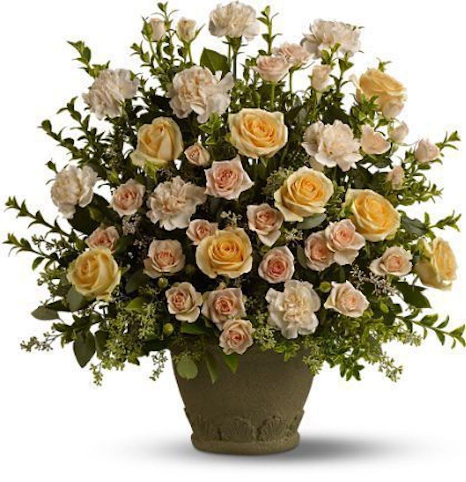 Rose Remembrance   Dallas & Arlington Funeral Flowers