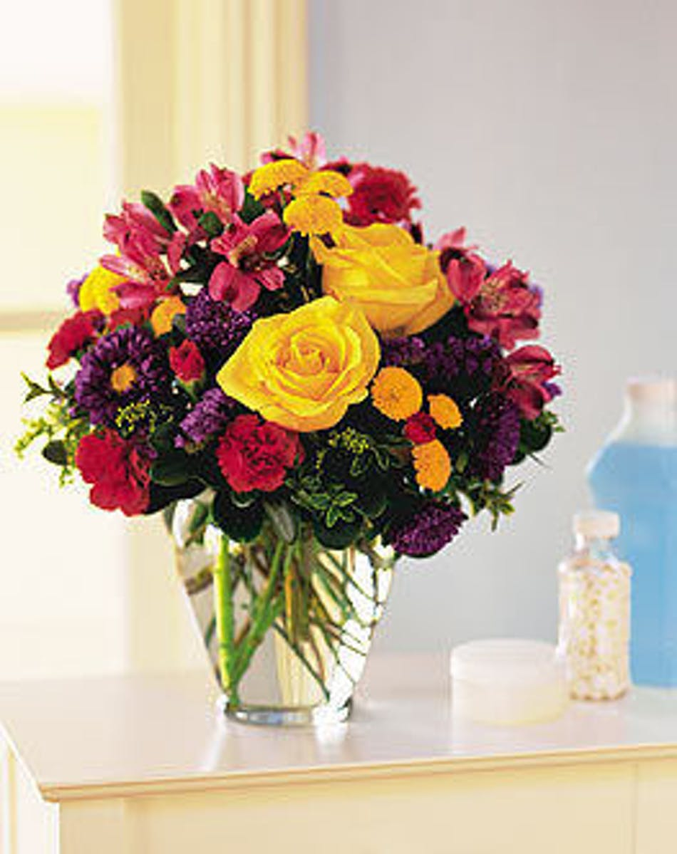 Bright Day Flower Bouquet Dallas Flower Delivery