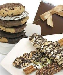 Gourmet Cookies & Pretzels