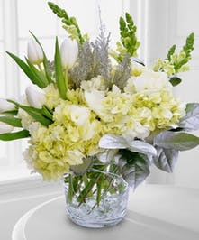 Crystal New Year Bouquet - Same-day Delivery Fort Worth - Bice's Florist