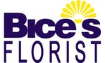 Logo for Bice's Florist Fort Worth